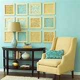 Quilts are wonderful wall decorating ideas. Framed or placed on canvas ...