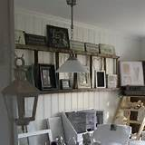 Creative Wall Decoration Ideas, Old Ladders for Modern Wall Decor