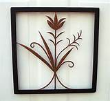 Rustic METAL WALL DECOR Creation For Home Decorating.