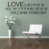 wall sticker decor 16 300x300 Love Wall Sticker Quote