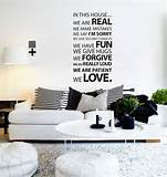 to decor your Bedrooms 2 50+ Beautiful Designs Of Wall Stickers / Wall ...