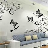 New year decorations wall stickers, wall decor, handmade stickers ...
