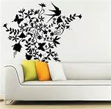 The 80 Most Handsome + High Design Wall Stickers | Web Design Blog ...