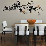 ... room wall murals style photos wall murals dining room wall decor