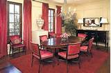 Style Red Dining Room Decorating Ideas Image 483 Red Dining Room ...