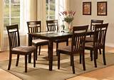 ... on the Dining Room: Round Dining Tables Decoration Ideas – IYUME.COM