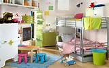 Kids Room Interior Design Plan