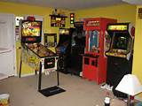 Game Room Decorating