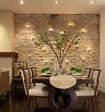 ... Perfect Accent Wall Shade For Your Dining Room living room decor ideas