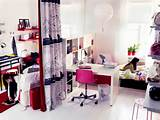 Teen Room, Teen Girl Room Decor Ideas: Teenage Workspace Help Them ...