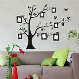 Memory Tree - Large Wall Decals Stickers Appliques Home Decor
