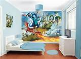 Kids Wall Stic... » Kids Wallpaper ... » Boys Wall Paper Murals -