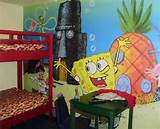 ... Wallpaper Mural Wallpaper Mural Spongebob for kids – Wallpaper Mural