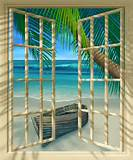 Tropical Moment - Wall Mural & Photo Wallpaper - Photowall