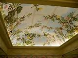 Ceiling Murals by Andrew Tedesco. Hand Painted Ceiling Murals in New ...