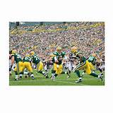 ... In Your Face Sports Wall Mural | Green Bay Packers Wall Decals
