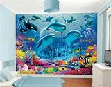 Sea Adventure Wall Murals | Childrens Wallpaper | Fun Decor