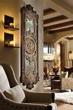 Uttermost - Old World Ornately Framed Antiqued Mirrored Wall Decor ...
