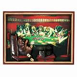... Table Wall Art by R.A.M. Game Room | Game Room Decor | Family Leisure