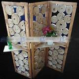 wood crafts,wholesale home decor,folding screen Price : US $40.00 - 50 ...