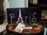 Paris Wall decor | Kid's Room